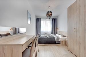 Apartamenty Apartinfo Sadowa, Apartmány  Gdaňsk - big - 31