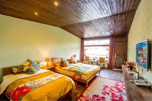 Shanshui taoyuan Inn, Penzióny  Lijiang - big - 22