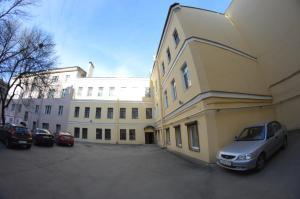 Step Na Pokrovskom, Apartmány  Petrohrad - big - 5