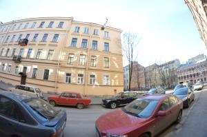 Step Na Pokrovskom, Apartmány  Petrohrad - big - 6