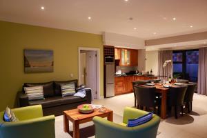 Suite mit 2 Schlafzimmern und Meerblick