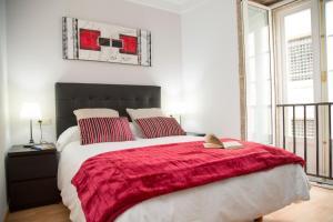 Xavestre apartamentos turísticos, Appartamenti  Santiago di Compostela - big - 2