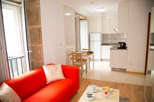 Xavestre apartamentos turísticos, Appartamenti  Santiago di Compostela - big - 8