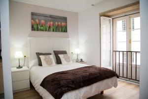 Xavestre apartamentos turísticos, Appartamenti  Santiago di Compostela - big - 5
