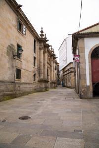 Xavestre apartamentos turísticos, Appartamenti  Santiago di Compostela - big - 17