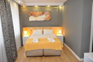 Rodin Suites, Hotely  Istanbul - big - 48