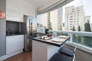 To Be Paulista Residence, Apartmány  Sao Paulo - big - 20