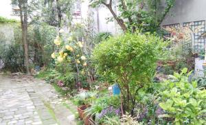 Apartment Jardin des Plantes garden, Ferienwohnungen  Paris - big - 4
