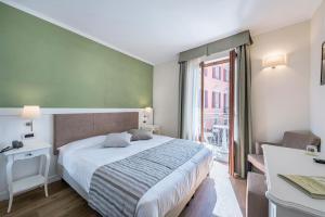 Hotel Garni Corona, Отели  Менаджо - big - 28