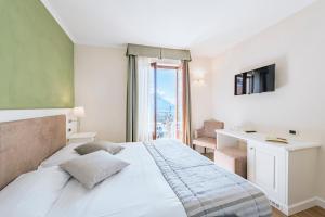 Hotel Garni Corona, Отели  Менаджо - big - 40