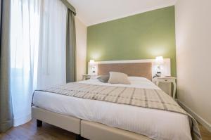 Hotel Garni Corona, Отели  Менаджо - big - 38
