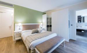 Hotel Garni Corona, Отели  Менаджо - big - 37