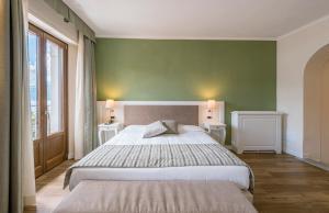 Hotel Garni Corona, Отели  Менаджо - big - 60