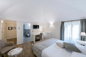 Hotel Garni Corona, Отели  Менаджо - big - 7