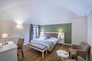 Hotel Garni Corona, Отели  Менаджо - big - 30