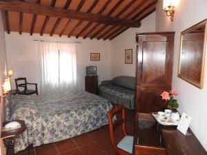 Relais Borgo Di Toiano, Vidiecke domy  Sovicille - big - 14