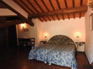 Relais Borgo Di Toiano, Vidiecke domy  Sovicille - big - 22
