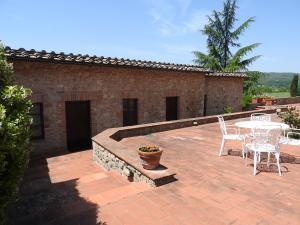 Relais Borgo Di Toiano, Vidiecke domy  Sovicille - big - 23