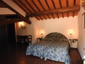 Relais Borgo Di Toiano, Vidiecke domy  Sovicille - big - 13