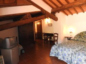 Relais Borgo Di Toiano, Vidiecke domy  Sovicille - big - 24