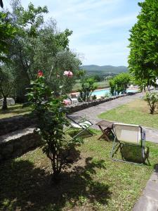 Relais Borgo Di Toiano, Vidiecke domy  Sovicille - big - 50