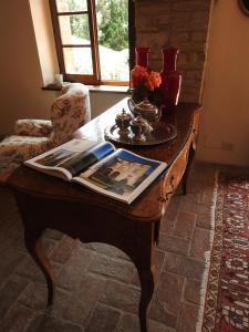 Relais Borgo Di Toiano, Vidiecke domy  Sovicille - big - 27