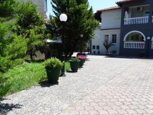 Olympus Hotel Villa Drosos, Szállodák  Litóhoro - big - 23