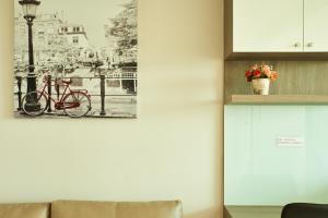 The Mayfair @ Sukhumvit 64, Апартаменты  Бангкок - big - 13