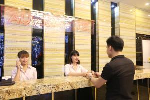 Au Viet Hotel, Отели  Ханой - big - 32