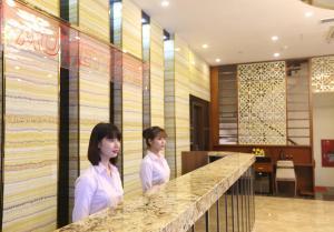Au Viet Hotel, Отели  Ханой - big - 33