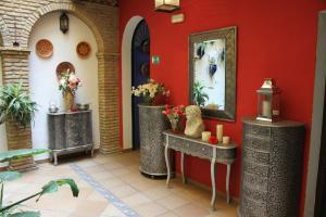 Hostal Lojo, Penziony  Conil de la Frontera - big - 17