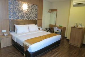 Baguss City Hotel Sdn Bhd, Szállodák  Johor Bahru - big - 11