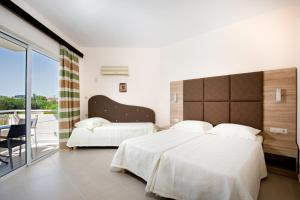 Lyristis Studios & Apartments, Апарт-отели  Фалираки - big - 13
