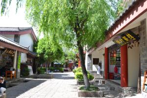 Maple Leaf Inn, Pensionen  Lijiang - big - 78