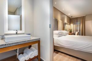 Deluxe Tweepersoonskamer met Uitzicht op de Tuin