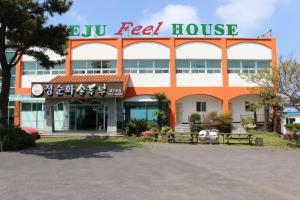 Jeju Feel House, Penziony  Jeju - big - 84
