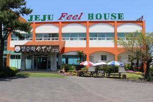 Jeju Feel House, Penziony  Jeju - big - 63