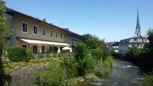 Hotel Pension Lindenhof, Affittacamere  Prien am Chiemsee - big - 1