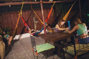Hostelito Chetumal Hotel + Hostal, Ostelli  Chetumal - big - 57