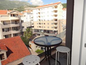 Natalija Twister Apartment, Appartamenti  Budua - big - 18