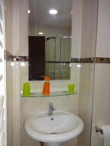 Natalija Twister Apartment, Appartamenti  Budua - big - 14