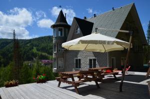 Guest House Zamok Edel'veys, Pensionen  Tashtagol - big - 46