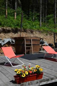 Guest House Zamok Edel'veys, Pensionen  Tashtagol - big - 45