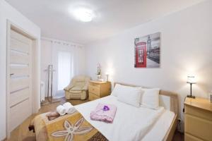 Apartament London, Ferienwohnungen  Gdynia - big - 19