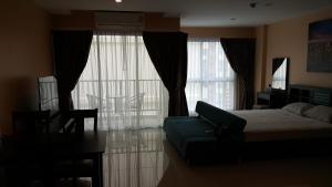 Diamond Suites Condo No.379/42, Apartmány  Pattaya South - big - 47