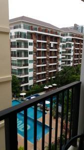 Diamond Suites Condo No.379/42, Apartmány  Pattaya South - big - 48