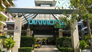 Diamond Suites Condo No.379/42, Apartmány  Pattaya South - big - 49