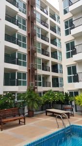 Diamond Suites Condo No.379/42, Apartmány  Pattaya South - big - 50