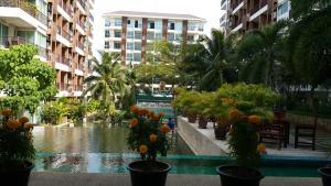 Diamond Suites Condo No.379/42, Apartmány  Pattaya South - big - 52