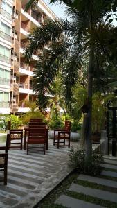 Diamond Suites Condo No.379/42, Apartmány  Pattaya South - big - 53